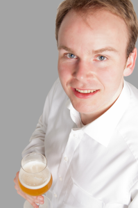 Biersommilier Stephan Hilbrandt